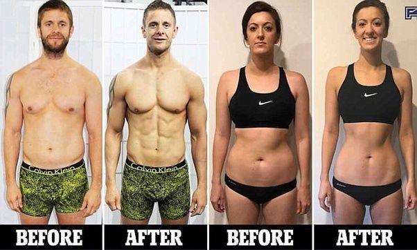 Scădere în greutate pe lgd